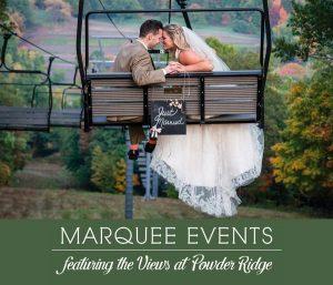 Powder Ridge Weddings